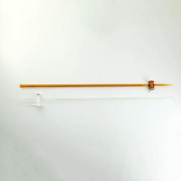 四氟滴定管,透明,10ml,1支/盒