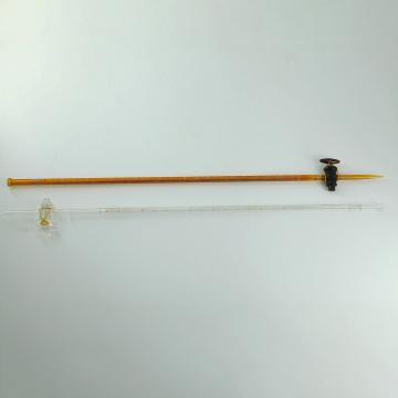 酸式滴定管,玻璃塞,25ml,1支