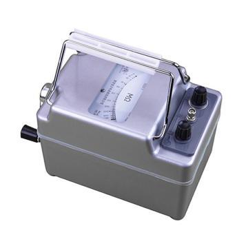 金川 ZC-7,500V/500MΩ绝缘电阻表