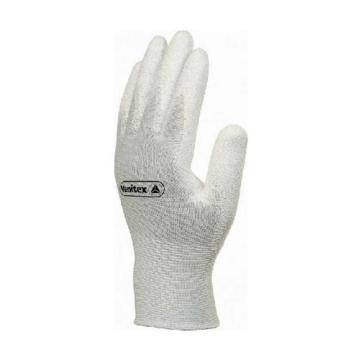 代尔塔DELTAPLUS ESD手套,201790-8,PU涂层 VE790