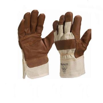 代尔塔 204605-10 皮革手套, 牛皮手套