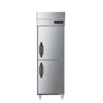 304不锈钢立式二门冷冻商用冰箱,海尔,SL-490D2W,490L
