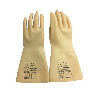 霍尼韦尔 2091907-10 绝缘手套, 工作电压1000V