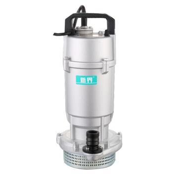 新界/xin jie QDX1.5-17-0.37S Q(D)X-S系列全不锈钢304小型潜水排污泵