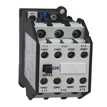 西门子 直流线圈接触器,3TF43111XE4
