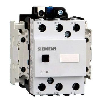 西门子 直流线圈接触器,3TF45221XB4