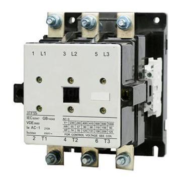 西门子 直流线圈接触器,3TF55221XB4