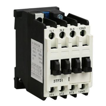 西门子 直流线圈接触器,3TF31101XB4