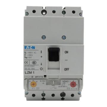 伊顿穆勒 50kA固定式塑壳断路器,LZMN1-A160