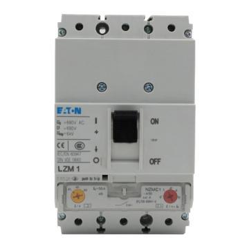 伊顿穆勒 50kA固定式塑壳断路器,LZMN1-A100