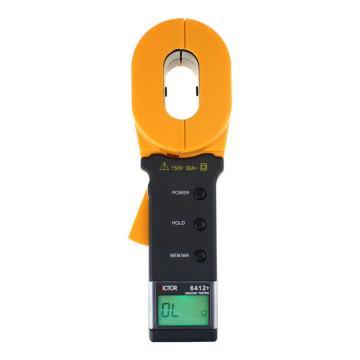 胜利/VICTOR 接地电阻测试仪,6412+
