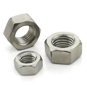六角螺母,DIN934,M5,不锈钢A4,100个/包