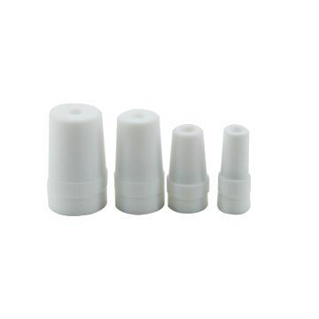 聚四氟乙烯标准搅拌套塞,19#,孔径:7mm,PTFE,1个
