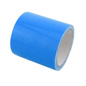 地板划线胶带(蓝)-高性能自粘性PVC材料,蓝色,100mm×22m,14337