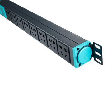 公牛机柜专用接线板 GNE-1080