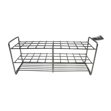不锈钢离心管架,适用于50ml的离心管,4×5,1个