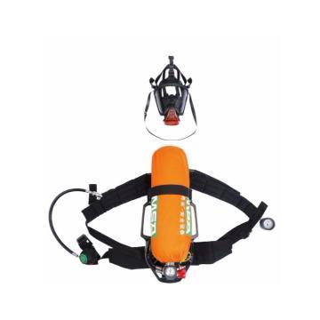 MSA 10165419 AX2100 标准空气呼吸器,6.8L BTIC气瓶