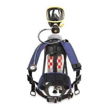 Honeywell C900 标准呼吸器 Pano面罩/6.8L Luxfer气瓶,SCBA105L(SCBA105M升级版)