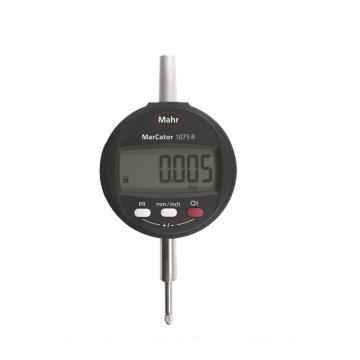 马尔 Mahr 数显千分表,IP52防护型、1075R 12.5mm,4336030,不含第三方检测