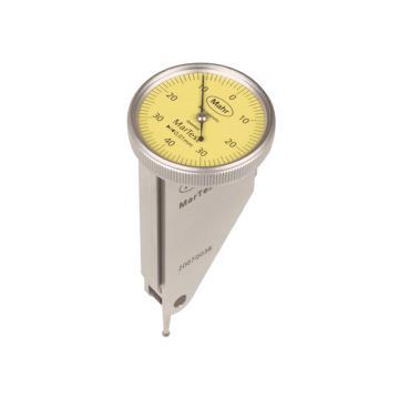 马尔杠杆千分表,末端表盘垂直型0.01mm;±0.4mm,4302200