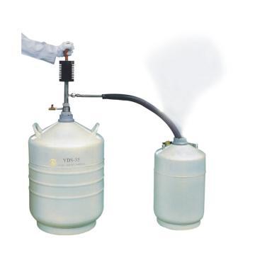 自增压式液氮泵(手用)