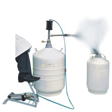 自增压式液氮泵(脚用)