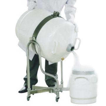金凤 倾倒液氮用手推车(用于35升),YDC-470F