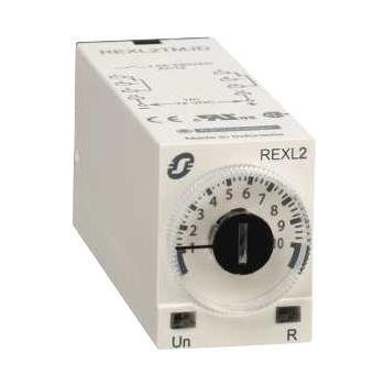 施耐德 时间继电器,REXL2TMB7
