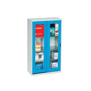移门型置物柜, 1000W*400D*1000H