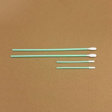 聚酯纤维无尘棉签,头部尺寸:11×3,5×3mm,长:73mm,100支/包