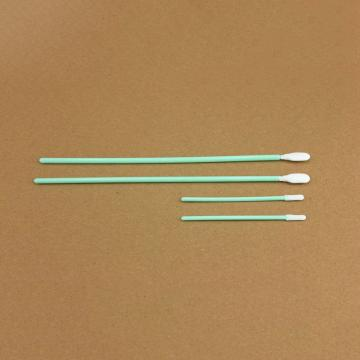 聚酯纤维无尘棉签,头部尺寸:17×6,8×2,8mm,长:100mm,100支/包