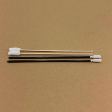 低密度海绵无尘棉签,头部尺寸:25.5×13×6.8mm,长:125mm,100支/包