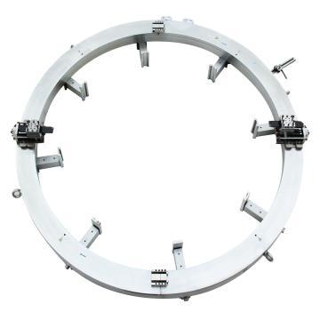 """外钳式切割坡口机,管径60"""" - 72"""",≤80,液压跟踪刀架,SFM6072"""