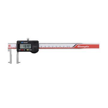 广陆 内沟槽数显卡尺,24-150mm(圆柱头),不含第三方检测
