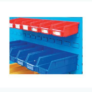 背挂式零件盒, 外尺寸 105*140*75mm 单个承重4kg
