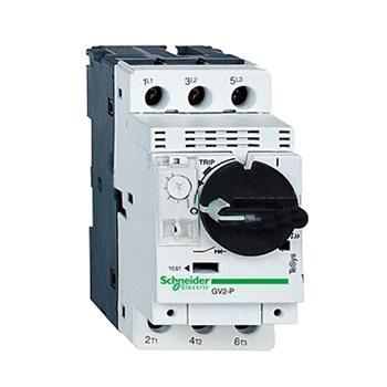 施耐德 电机保护断路器,GV2PM10C,热磁型