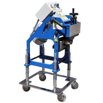 HBM-12N自动坡口机,宏鋆,加工坡口面宽度单次加工可达0-12mm,HBM-12N