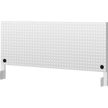 天钢 工作桌配件之上架组,H607ⅹW1500ⅹD50 挂板组,WQ-152
