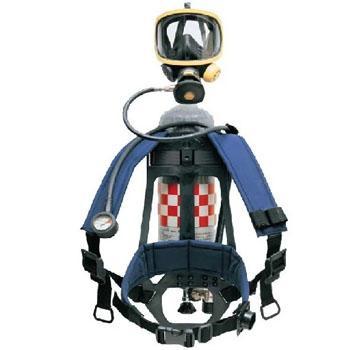 霍尼韦尔SCBA105K 呼吸器,PANO面罩,6.8L国产气瓶(SCBA205升级款)