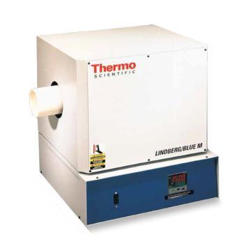 通用管式炉,热电,STF55433C-1,控温范围:500~1500℃,外部尺寸:481.8x482.6x584.2mm
