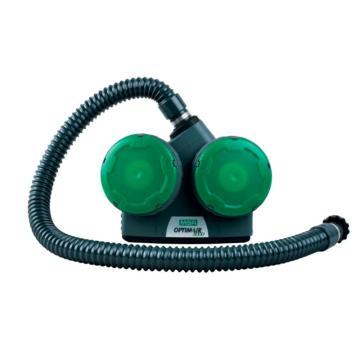 梅思安MSA 电动送风装置,10049655,欧风3000加厚盖,滤罐叠加时使用