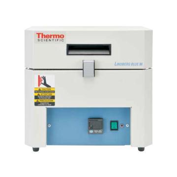 管式炉,热电,TF55030C-1,控温范围:100~1100℃,外部尺寸:381x279.4x406.4mm