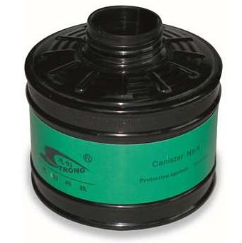 思创 4号滤毒罐(通用),ST-LDG4
