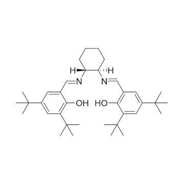 CAS:135616-40-9|(R,R)-(-)-N,N-双(3,5-二叔丁亚水杨基)-1,2-环己烷|98%|600573-1g