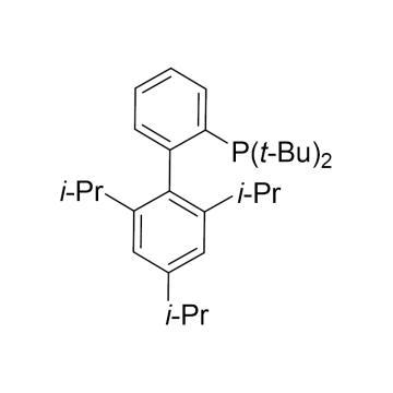 CAS:564483-19-8|2-二-叔丁膦基-2',4',6'-三异丙基联苯|98%|600351-1g