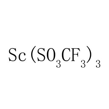 CAS:144026-79-9|三氟甲烷磺酸钪|98%|600178-250mg