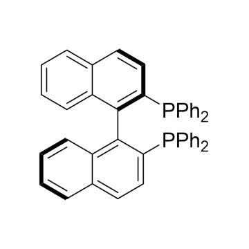 CAS:76189-55-4|R-(+)-1,1'-联萘-2,2'-双二苯膦|98%|600369-1g