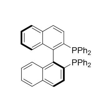 CAS:76189-56-5|S-(-)-1,1'-联萘-2,2'-双二苯膦|98%|600370-1g