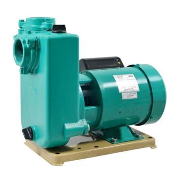 威乐/WILO PU-462E PU系列农工业用泵