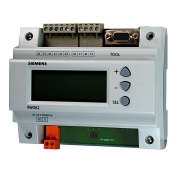 西门子 就地控制器,RWD62/CN